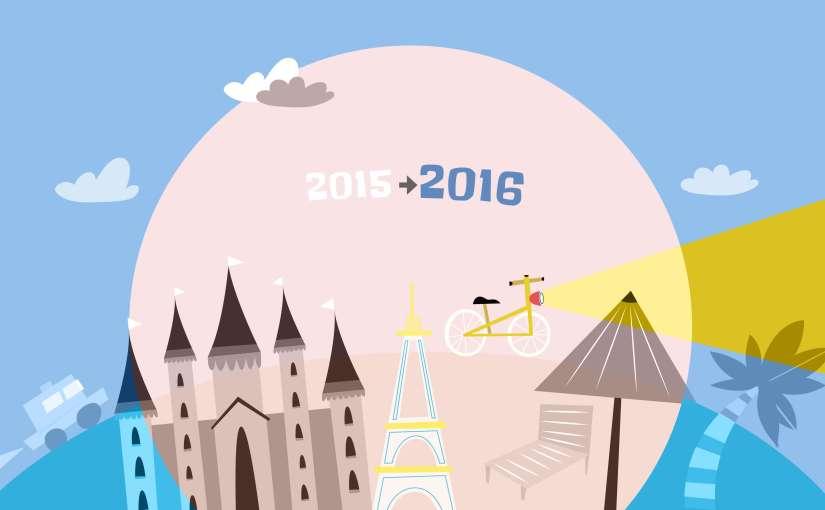 마이리얼트립 인포그래픽-지난 1년을 한눈에!